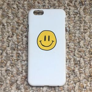 Accessories - I Phone Smiley Face 6 or 6s Case